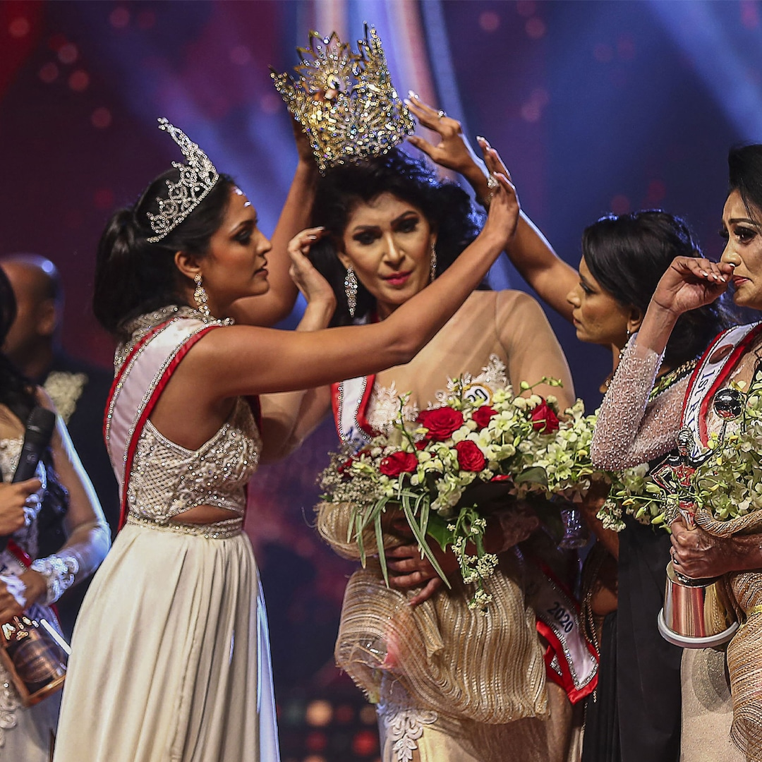 Mrs. Sri Lanka Speaks Out After Having Crown