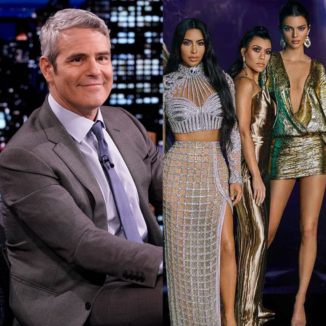 Andy Cohen Announces Keeping Up With the Kardashians Reunion in Hilarious Teaser