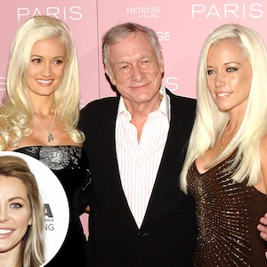 Kendra Wilkinson, Hugh Hefner, Holly Madison, Crystal Hefner