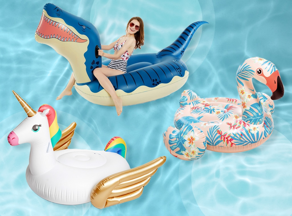 E-Comm: Pool Floats
