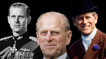 Prince Philip's Life Remembered During Funeral