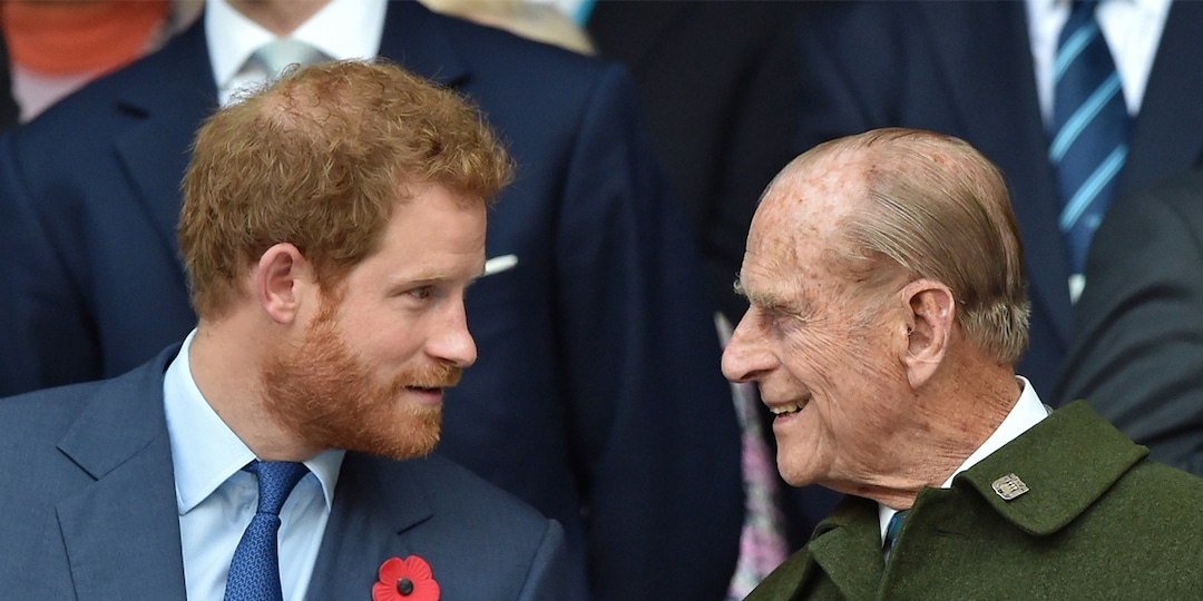 Prince Harry to Reunite With Royal Family in U.K. for Prince Philip's Funeral - E! Online.jpg