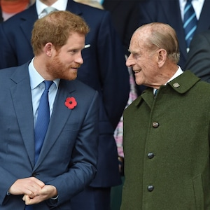 Prince Harry, Prince Philip, 2015, Widget