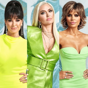 Kyle Richards, Erika Jayne, Lisa Rinna