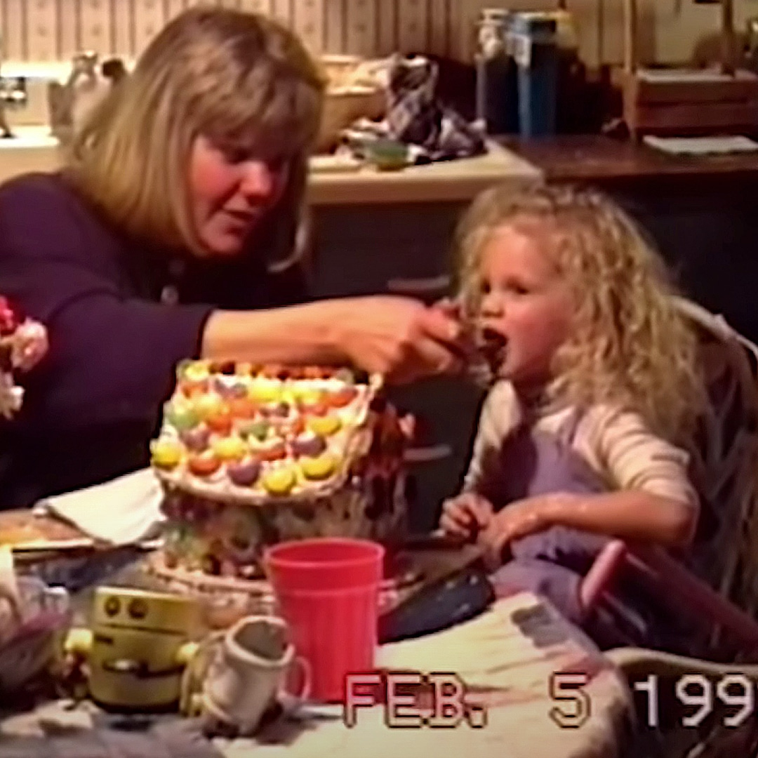 Taylor Swift Pays Tribute to Mom Andrea With Unseen Home Movies in 'The Best Day' Lyric Video