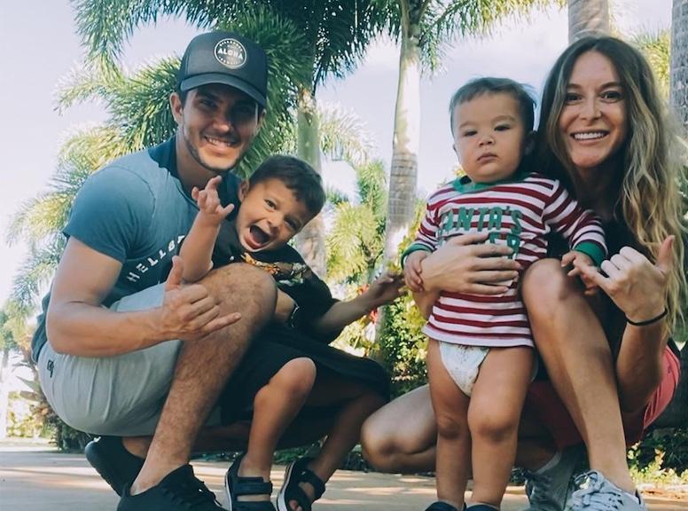Alexa PenaVega, Carlos PenaVega, Family