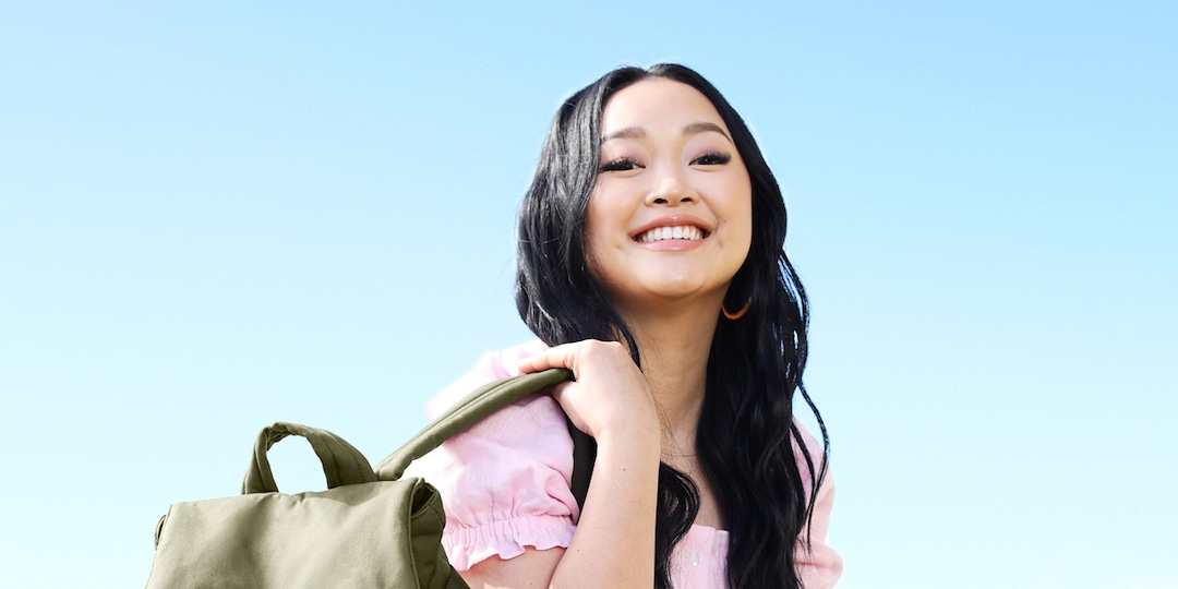 Lana Condor's Vera Bradley Collab Proves You Don't Have to Sacrifice Style To Be Sustainable - E! Online.jpg