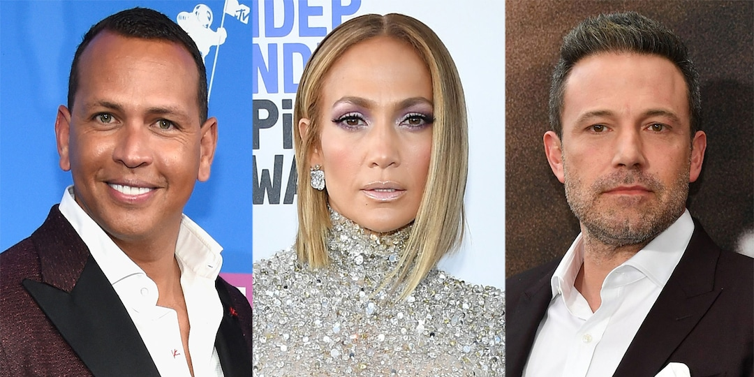 "Alex Rodriguez Is ""Very Shocked"" By Jennifer Lopez's Reunion With Ben Affleck - E! Online.jpg"