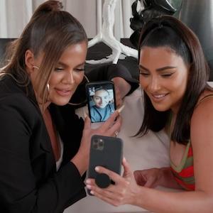Khloe Kardashian, Kim Kardashian, KUWTK, Keeping Up With the Kardashians