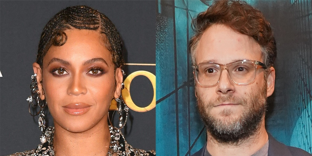 """Seth Rogen Recalls Hilarious Run-In With Beyonce's Security That Left Him """"Humiliated"""" - E! Online.jpg"""