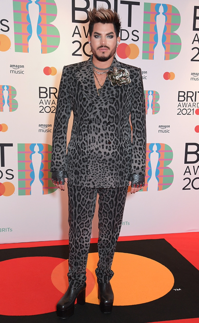 Photos from BRIT Awards 2021: Red Carpet Fashion - E! Online