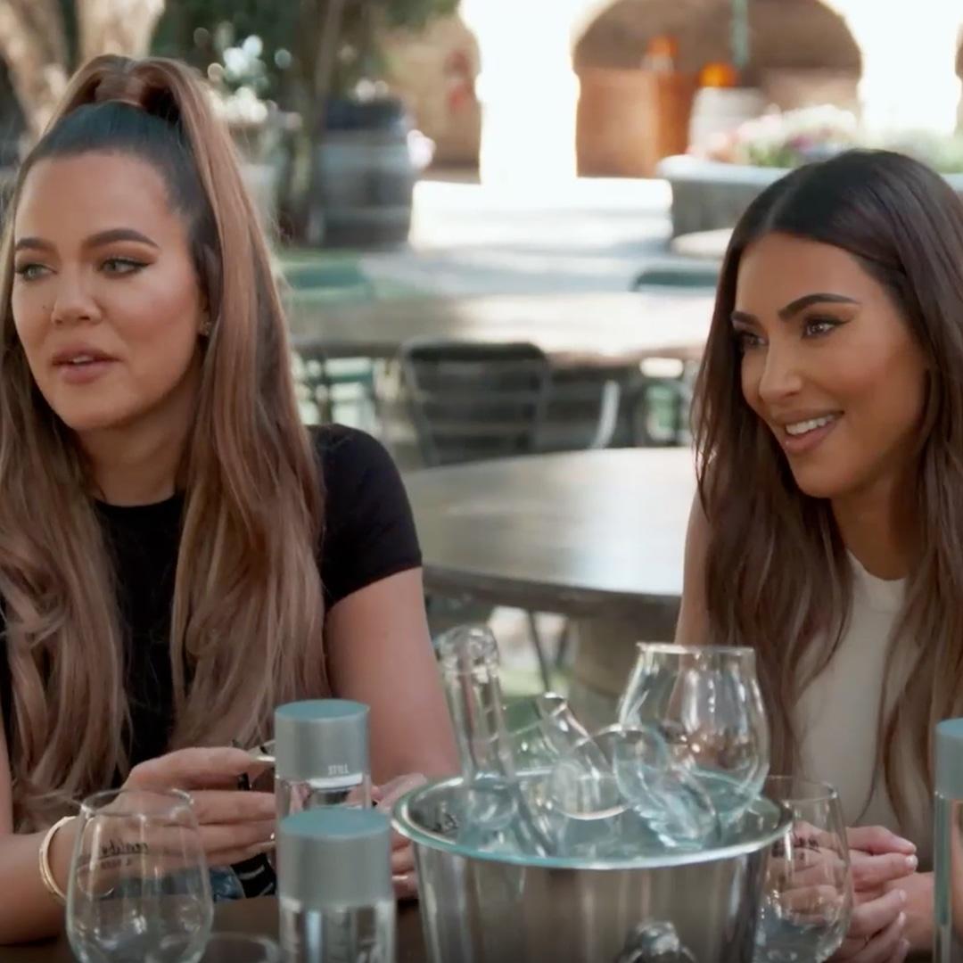 Nori's Black Book Revealed! See Kim & Khloe Kardashian Meet the Fan Behind the Viral Instagram - E! Online