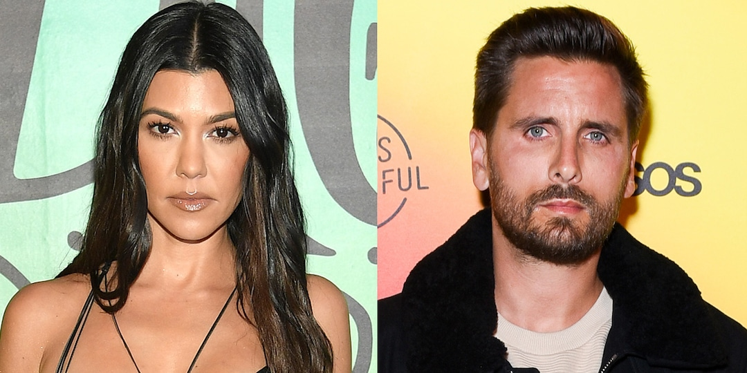 "Why Kourtney Kardashian and Scott Disick Are ""Barely Speaking"" Amid Her Romance With Travis Barker - E! Online.jpg"