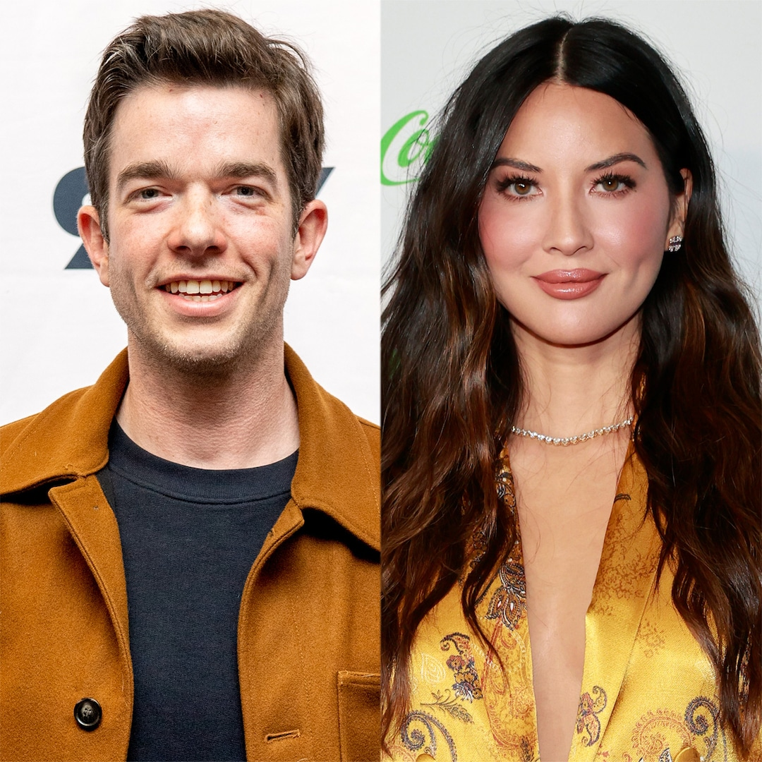 How Olivia Munn Is Supporting John Mulaney's Recovery During Surprise New Romance