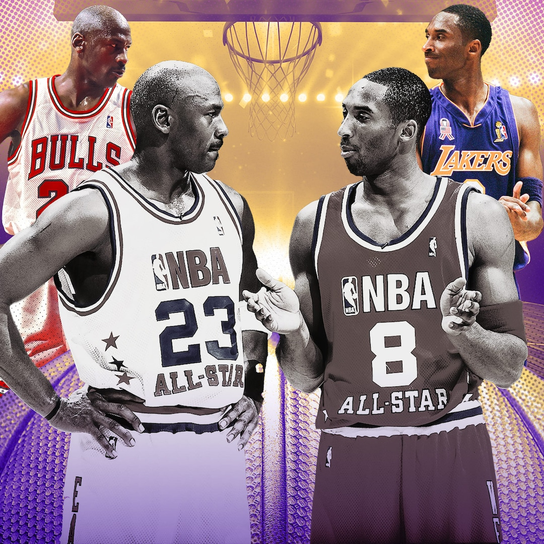 How Kobe Bryant and Michael Jordan's Rivalry Evolved Into a Beautiful Friendship