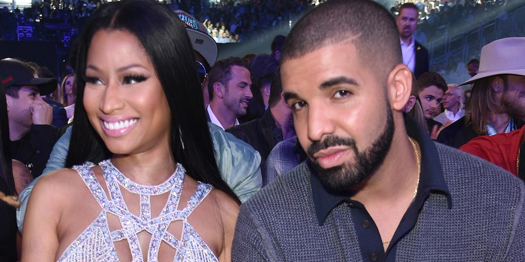 Watch Nicki Minaj and Drake Get Real About Each Other During Candid Reunion - E! Online.jpg