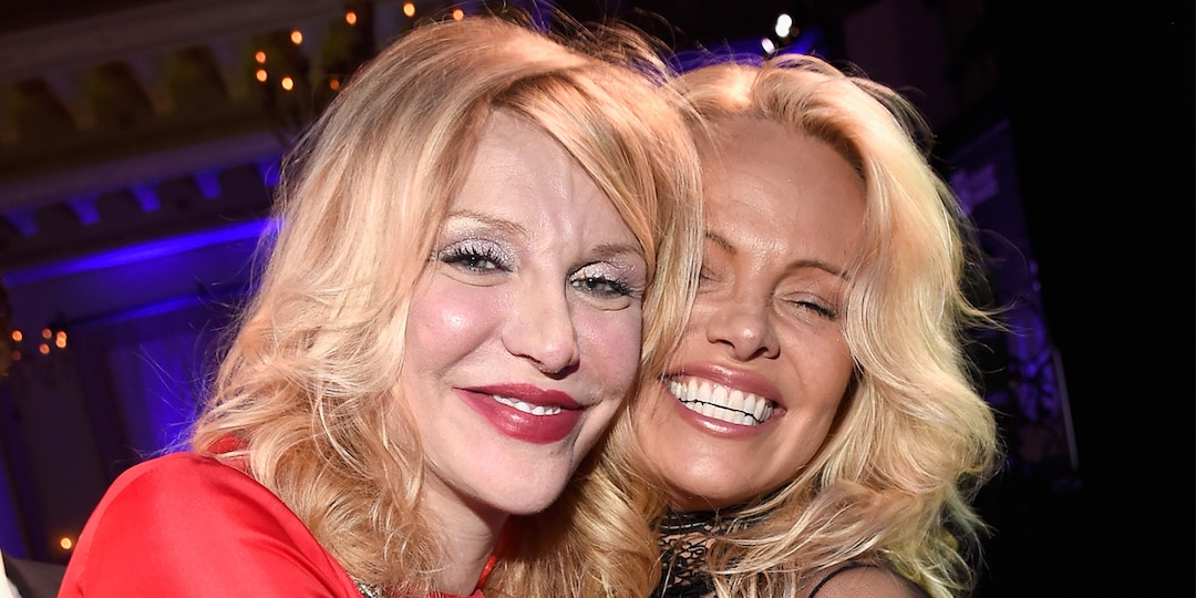 Courtney Love Slams Pam & Tommy Miniseries and Star Lily James - E! Online.jpg
