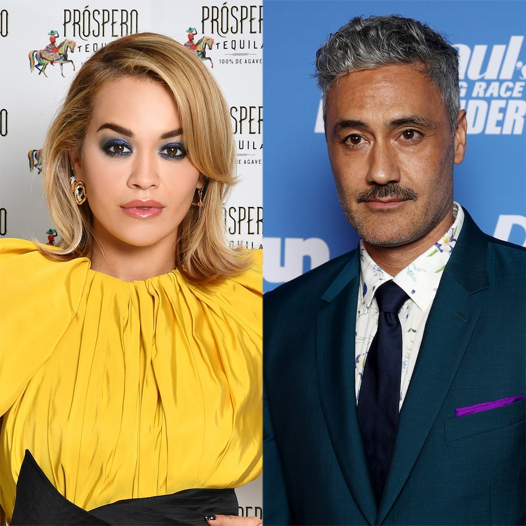 Rita Ora and Taika Waititi Seem to Confirm Romance Rumors During Latest Outing
