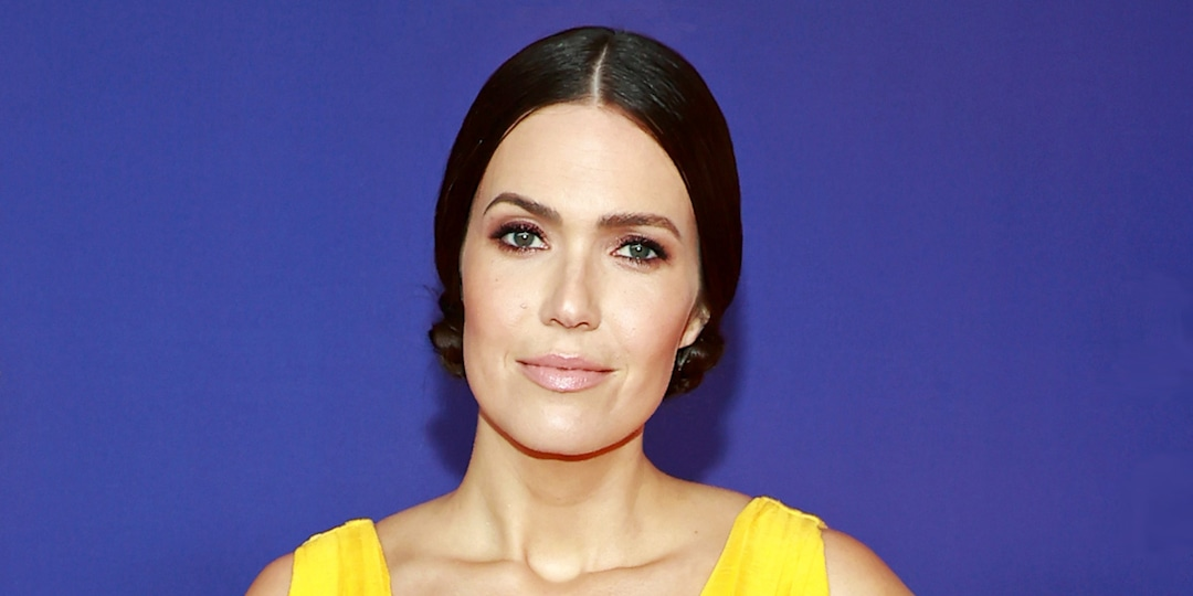 """Mandy Moore Reflects on """"Strangely Isolating"""" Experience as a New Mom in Personal Conversation - E! Online.jpg"""