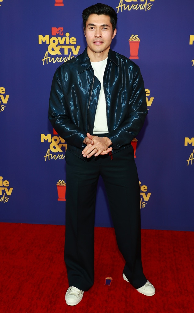 Henry Golding, 2021 MTV Movie and TV Awards, Red Carpet Fashion