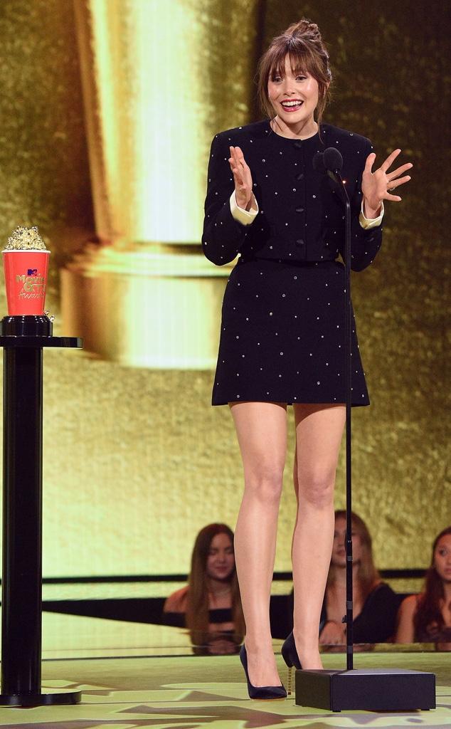 Elizabeth Olsen, 2021 MTV Movie and TV Awards, Winners