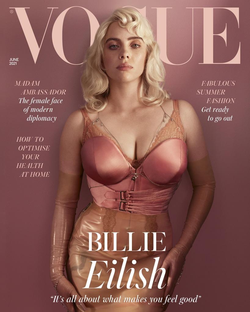 Billie Eilish, British Vogue