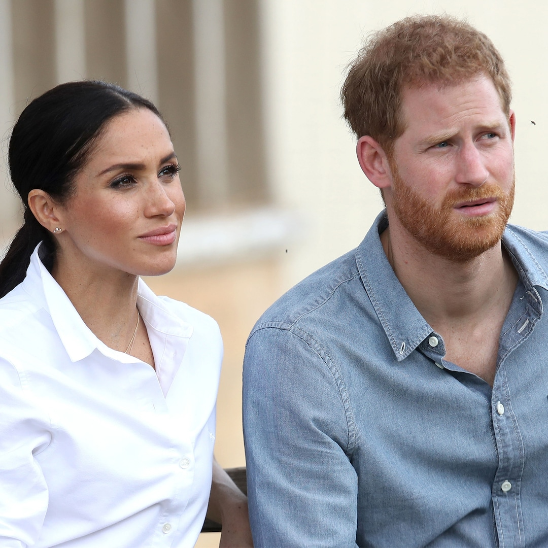 Prince Harry and Meghan Markle Address Claim They Did Not Ask Queen About Baby Lili's Name