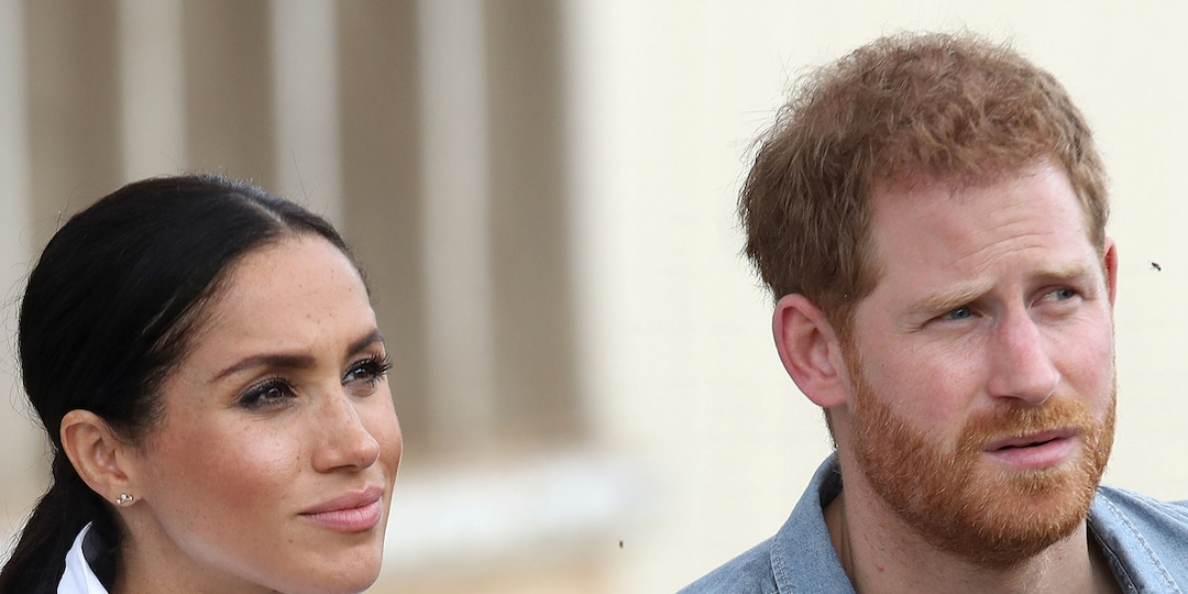 Meghan Markle and Prince Harry Were Target of Coordinated Hate Campaign on Twitter, Report Suggests - E! Online.jpg