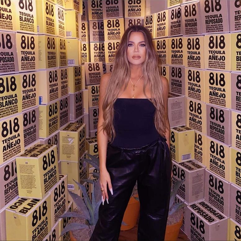 Khloe Kardashian, Kendall Jenner, Tequila, Party
