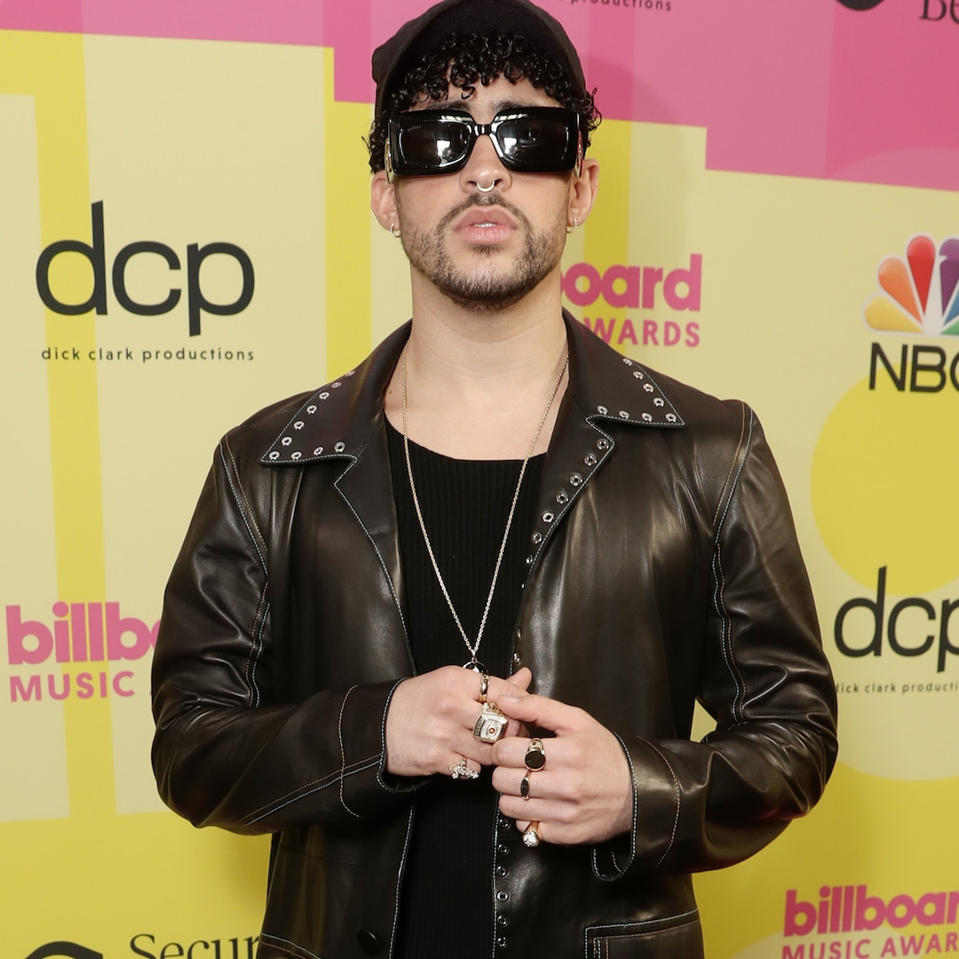 Bad Bunny Reacts to Fans Thirsting Over His Sold Out Tour Dates at the Billboard Music Awards