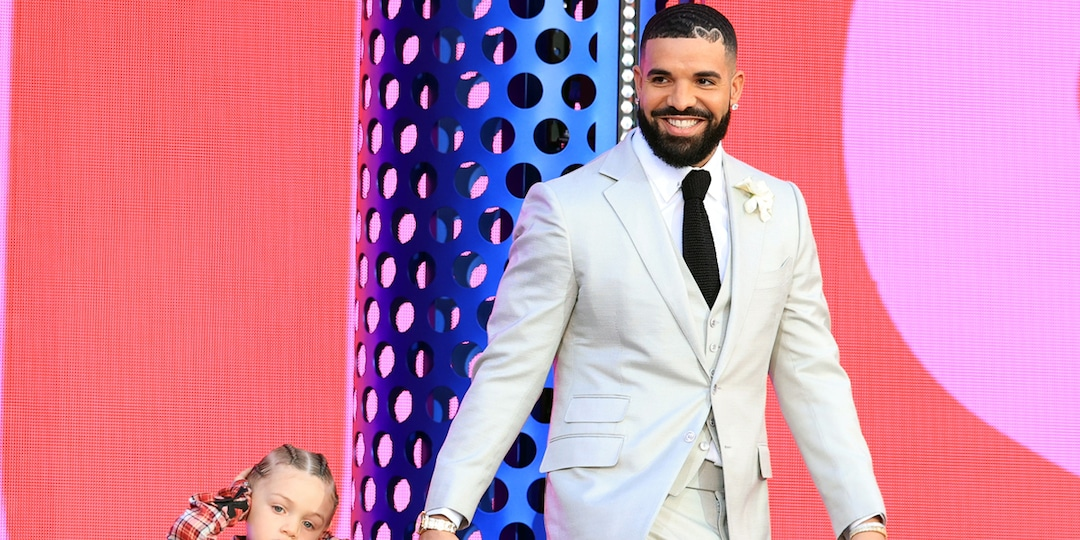 All the Times Drake and His Son Adonis Had Us In Our Feelings - E! Online.jpg