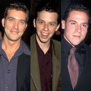 Craig Bierko, Jon Cryer, Jon Favreau, Chandler Casting, Friends