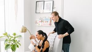 Robin Arzon, Baby Nursery