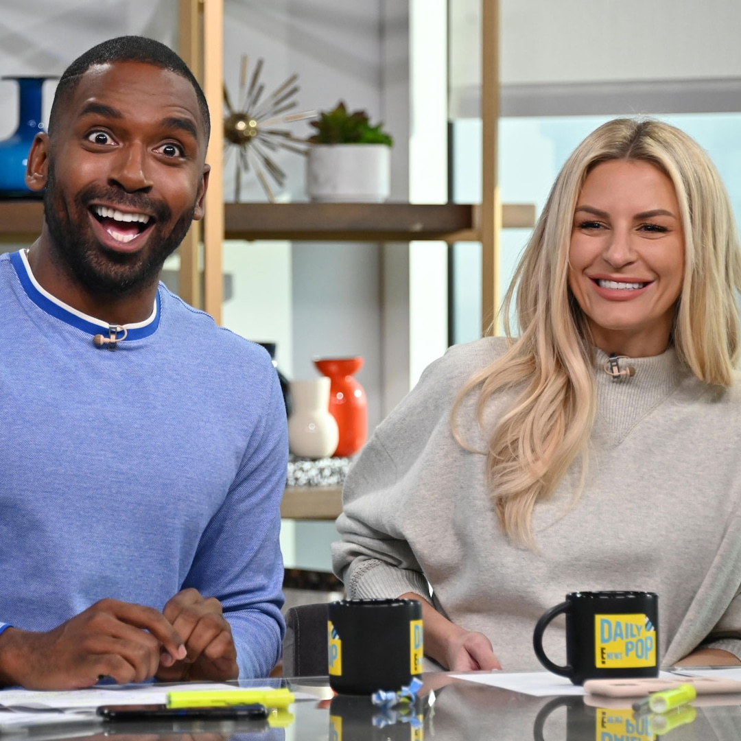 Justin Sylvester & Morgan Stewart Have the Best Reactions to Daily Pop's Daytime Emmy Nomination