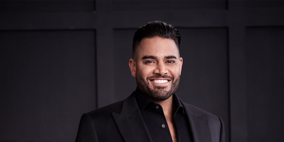 Mike Shouhed Shares Major Update About Moving in With Girlfriend Paulina Ben-Cohen - E! Online.jpg