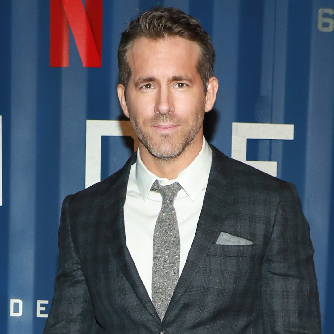 How Ryan Reynolds' Daughters Inspired Him to Discuss His Mental Health Struggles