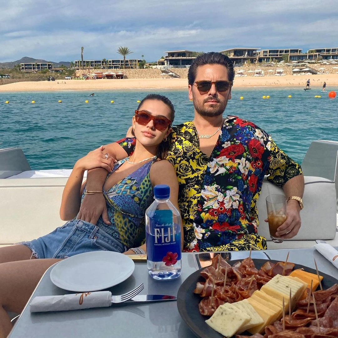 Scott Disick Drops $57,000 on Yet Another Unique Birthday Gift for Amelia Hamlin - E! NEWS