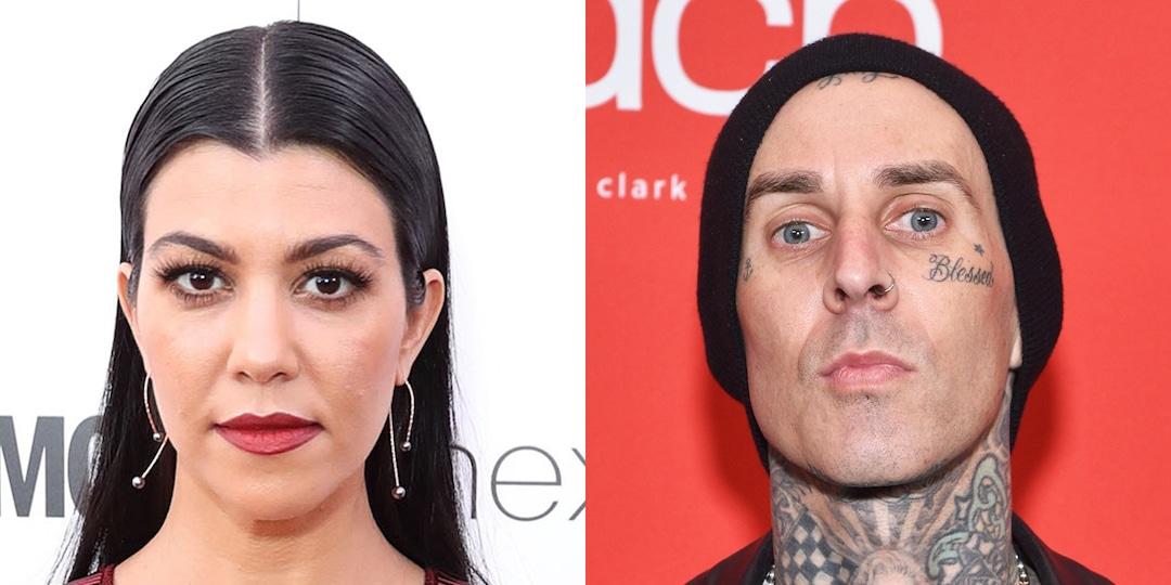 See Travis Barker's Steamy Reaction to Kourtney Kardashian's Sexy New Photos - E! Online.jpg