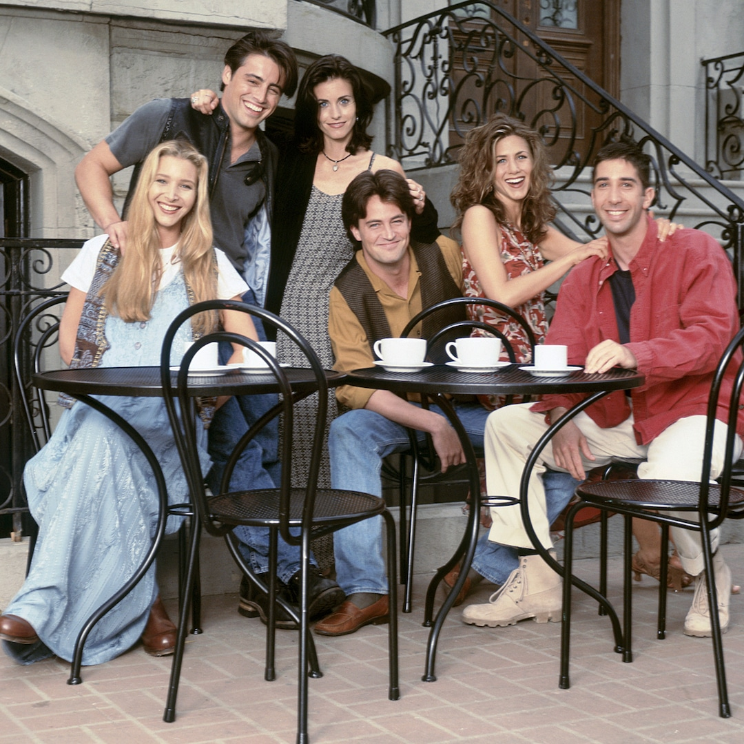 There May Be Another Friends Reunion Thanks to the 2021 Emmys – E! Online