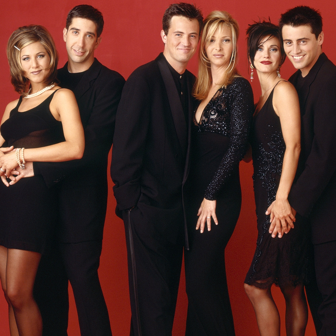 Will the Friends Cast Ever Do Another Public Reunion? Courteney Cox Says...