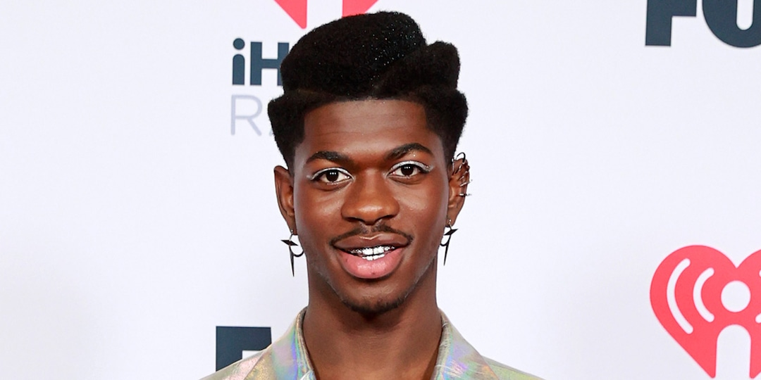 """See Lil Nas X Get Completely Naked for Prison Shower Scene in """"Industry Baby"""" Music Video - E! Online.jpg"""