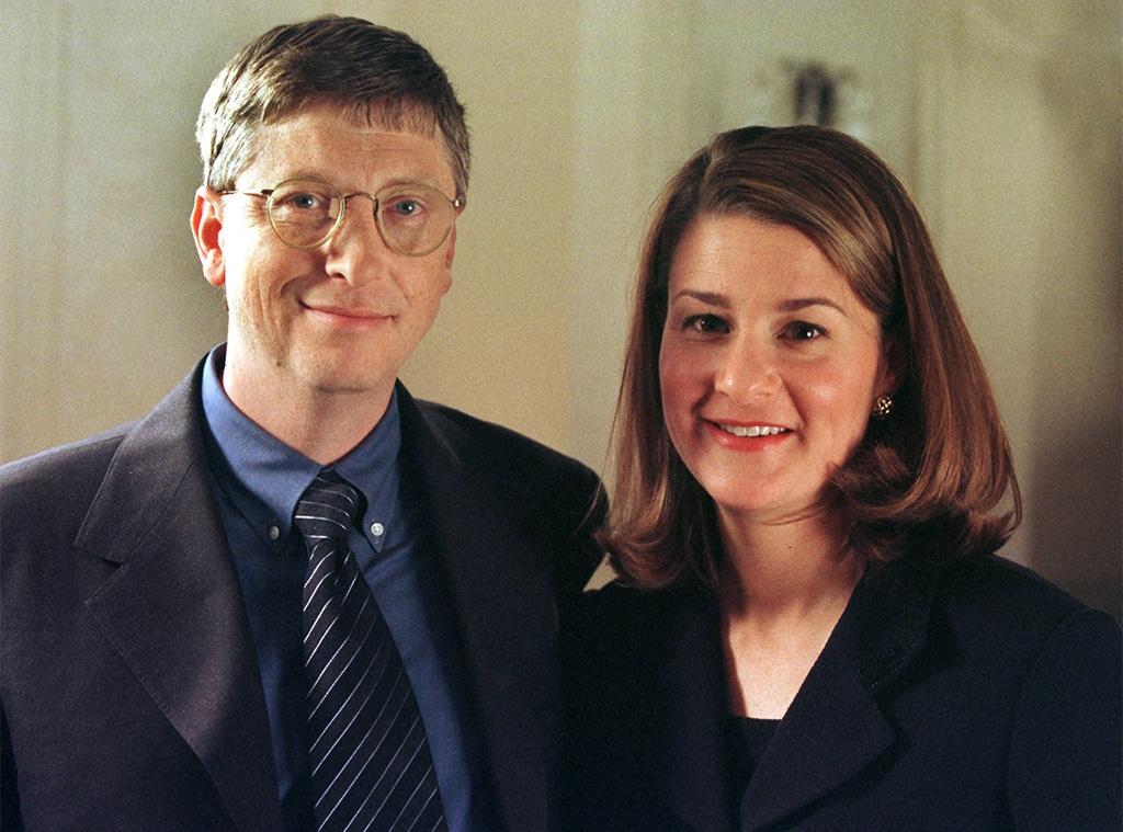 Bill Gates, Melinda Gates, 1998 The Children's Vaccine Program