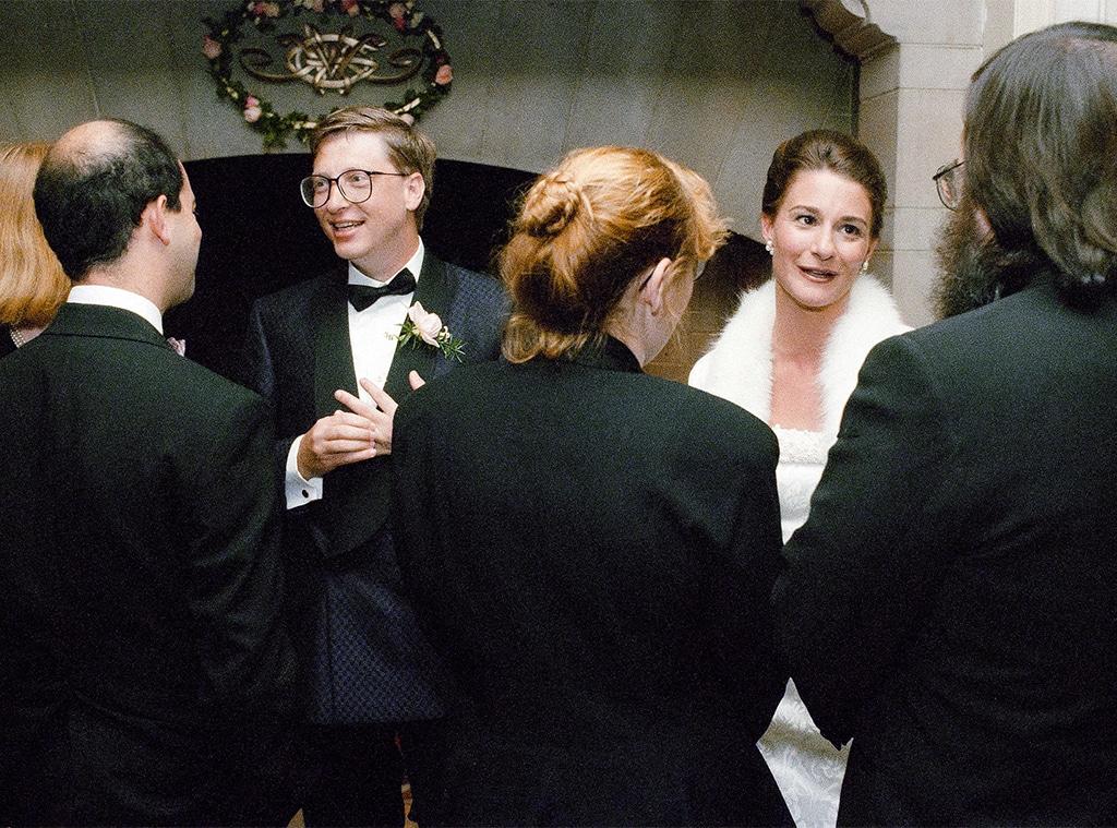 Bill Gates, Melinda Gates, 1994 Hawaii Wedding