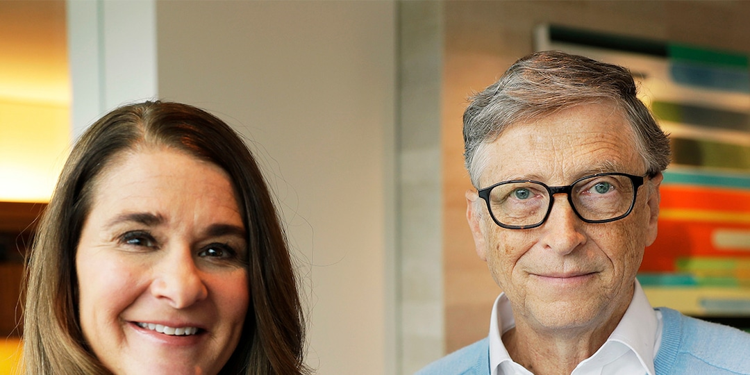 """Bill Gates Reflects on Divorce From Wife Melinda and """"Mistake"""" of Meeting With Jeffrey Epstein - E! Online.jpg"""