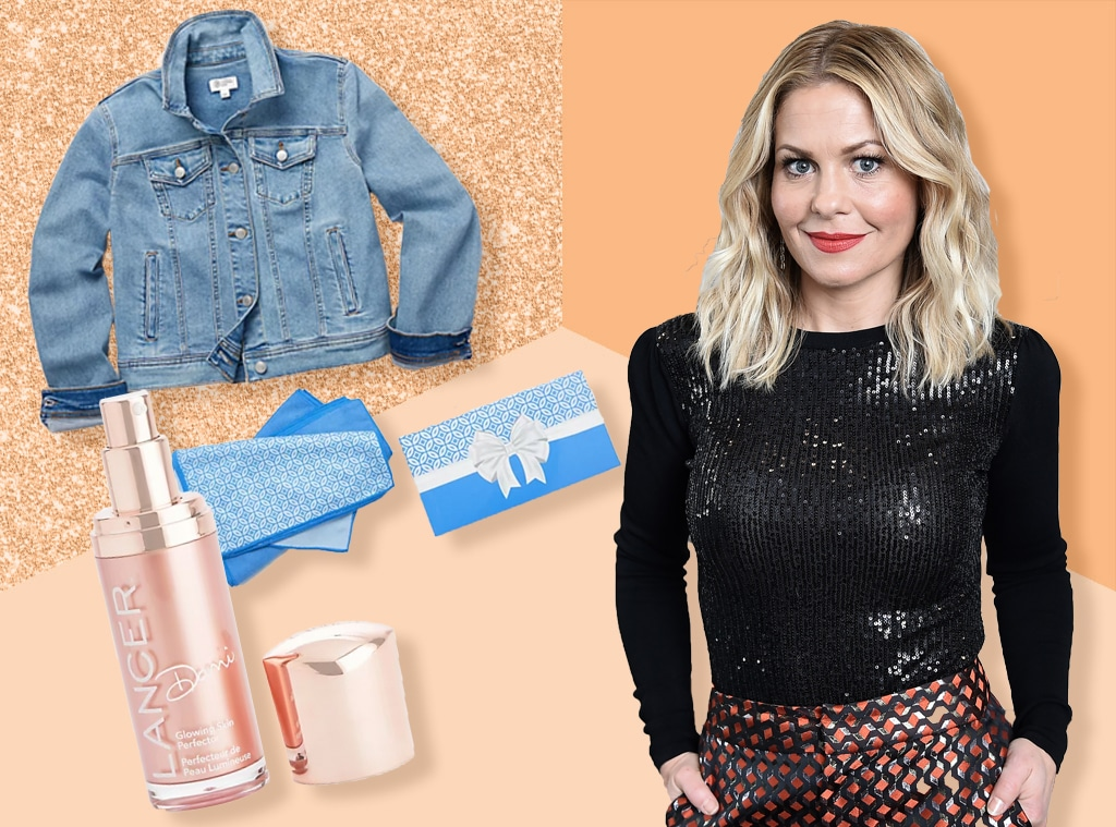 EComm, 10 Things Candace Cameron Bure Can't Live Without