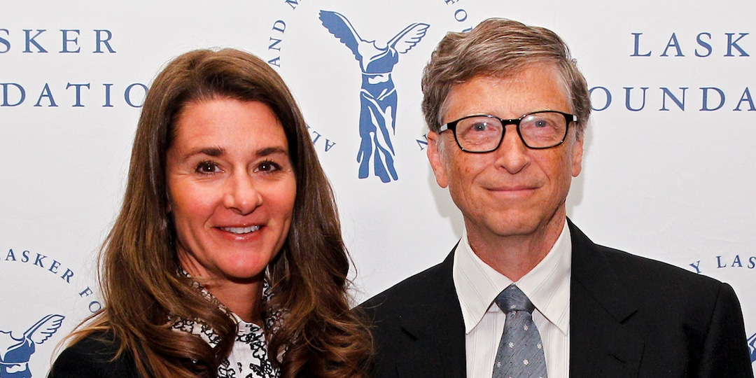 Melinda and Bill Gates Don't Have a Prenup: How They'll Divide an Estimated $130 Billion - E! Online.jpg