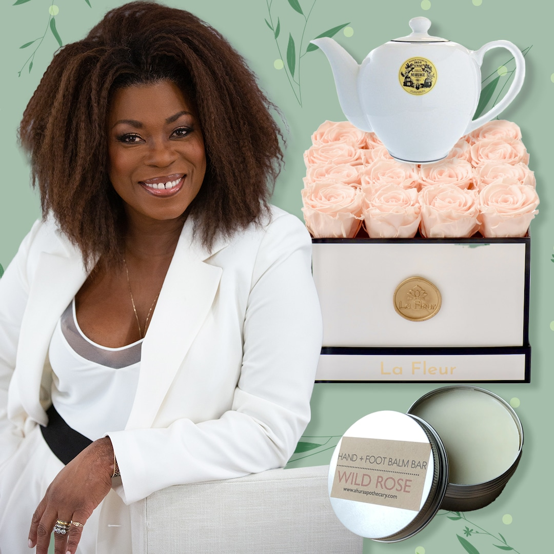 Your Mom Will Cherish Lorraine Toussaint's Mother's Day Gift Ideas for Years on End