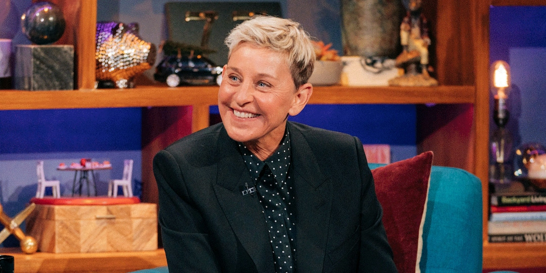 The Wild Story of How Ellen DeGeneres' Neighbor Predicted Her Talk Show Success - E! Online.jpg