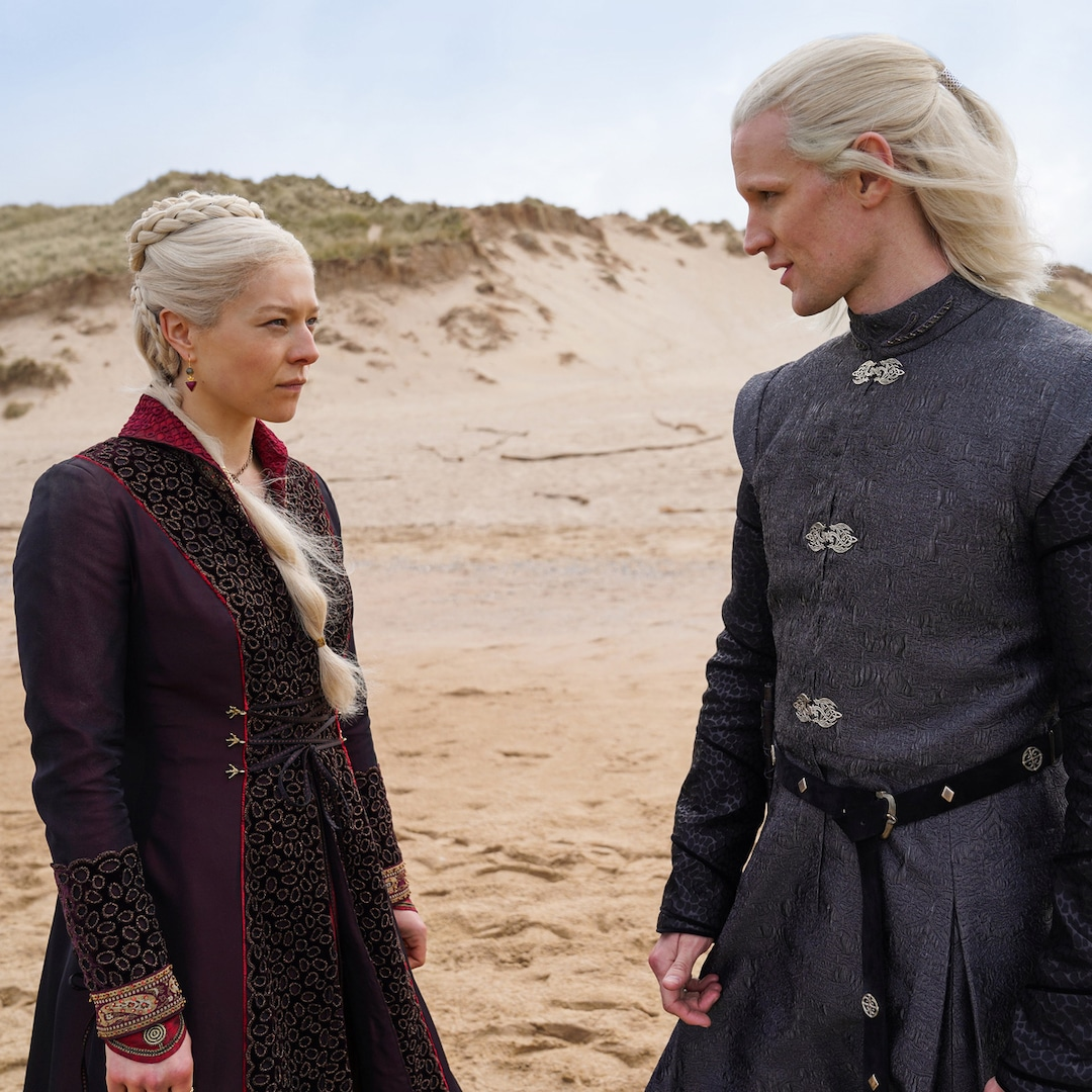 See the First Photos From Game of Thrones Prequel House of the Dragon