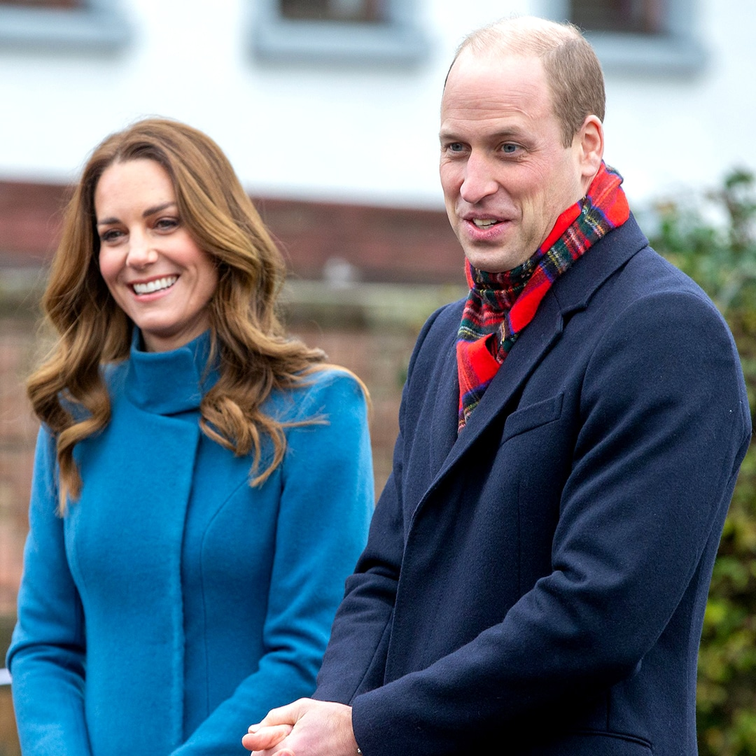 Prince William and Kate Middleton Launch Their YouTube Channel With Some Adorable Banter